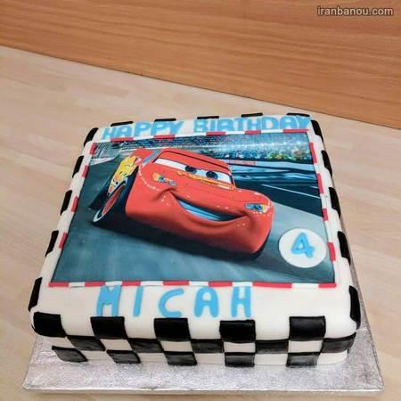 کیک تولد بچه گانه پسرانه