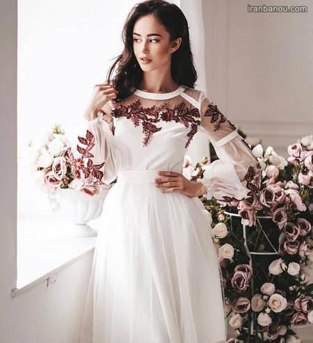 لباس عروس فرمالیته ترک