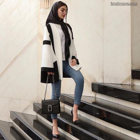 مدل مانتو جدید برای عید
