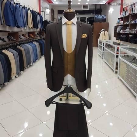 رنگ مناسب کت و شلوار دامادی