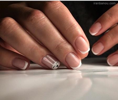 طراحی ناخن عروس