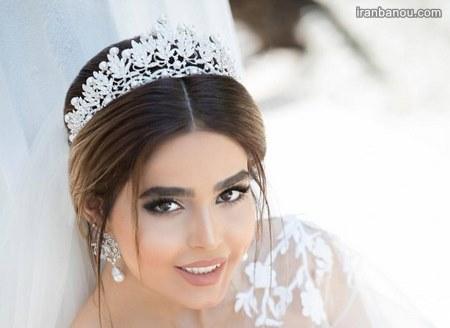 آرایش عروس ایرانی