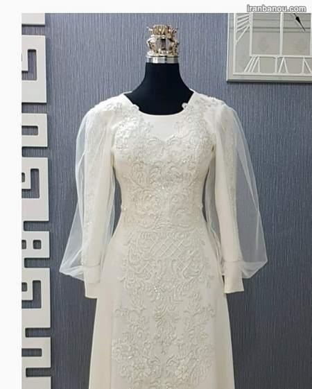 لباس عروس فرمالیته اینستاگرام