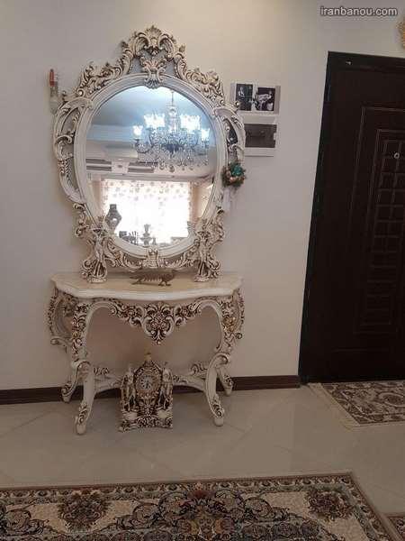جهیزیه عروس تزیین