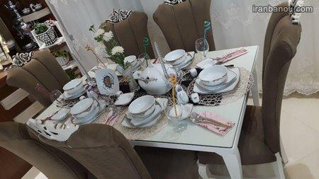 تزیین اشپزخانه عروس
