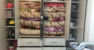 تزيين آشپزخانه عروس ايراني