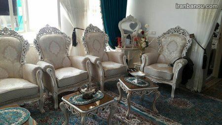 734485 - 100 مدل دکوراسیون خانه عروس + تزیین های شیک جهیزیه عروس با روبان