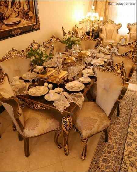 734487 - 100 مدل دکوراسیون خانه عروس + تزیین های شیک جهیزیه عروس با روبان