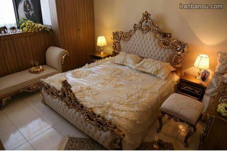 734495 - 100 مدل دکوراسیون خانه عروس + تزیین های شیک جهیزیه عروس با روبان