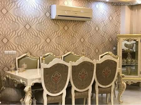 جهیزیه شیک عروس ایرانی با تزیین