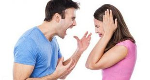 نحوه برخورد با زن بد دهن