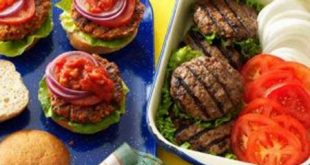 تهیه همبرگر خانگی | دو روش طرز تهیه همبرگر خانگی