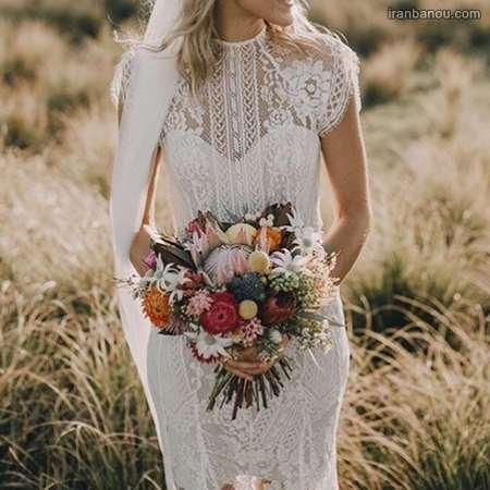لباس عروس مدل