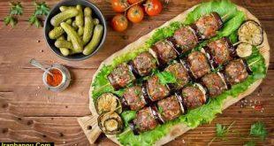 طرز تهیه کباب ترکی رستورانی