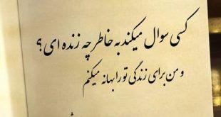 شعر گرافی زیبا