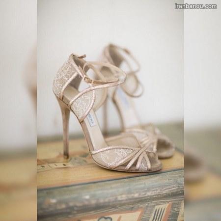 کیف و کفش ست عروس