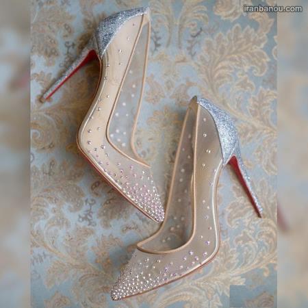 کفش عقد عروس