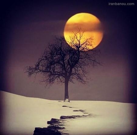 عکس ماه و ستاره فانتزی