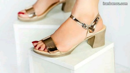 کفش عروس لژدار