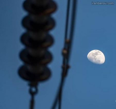 عکس ماه زیبا