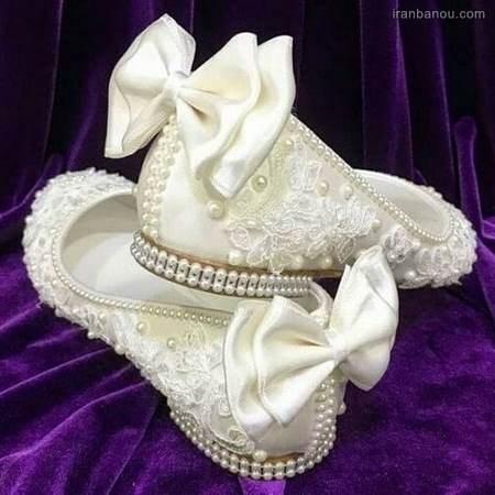 کفش عروس مدرن