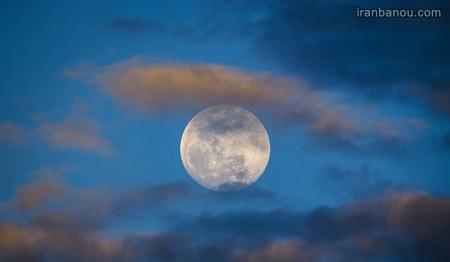 عکس ماه فانتزی