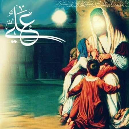 عکس پروفایل تولد حضرت علی و روز پدر