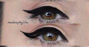 ارايش چشم لايت دخترانه