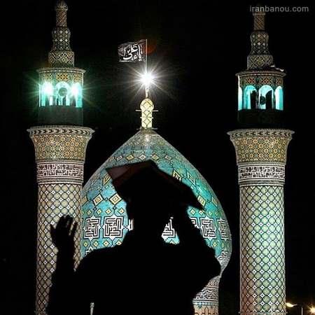 شب قدر تصویر نوشته |  پروفایل شب های قدر