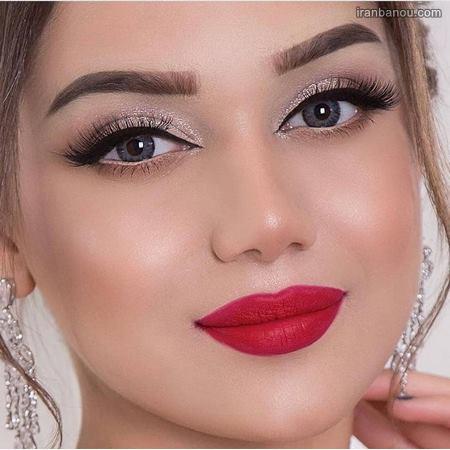فیلم آرایش عروس ایرانی