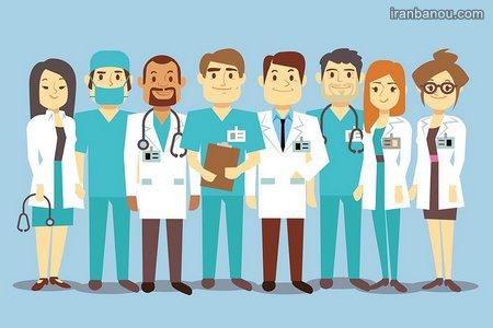 عکس پروفایل پزشکی فانتزی