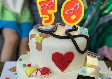 کیک قبولی پزشکی