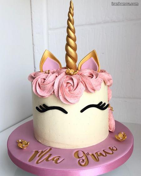 کیک تک شاخ خانگی
