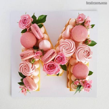 عکس کیک تولد انگلیسی