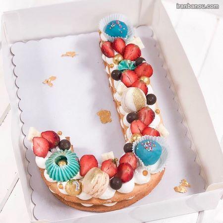 کیک تولد به انگلیسی