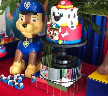 وسایل تم تولد سگ های نگهبان