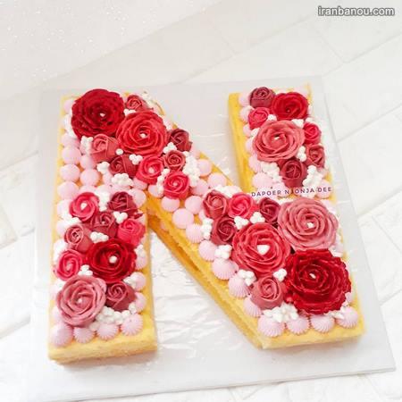 کاپ کیک الفبا