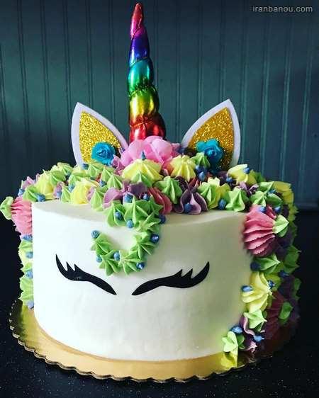 کیک تک شاخ