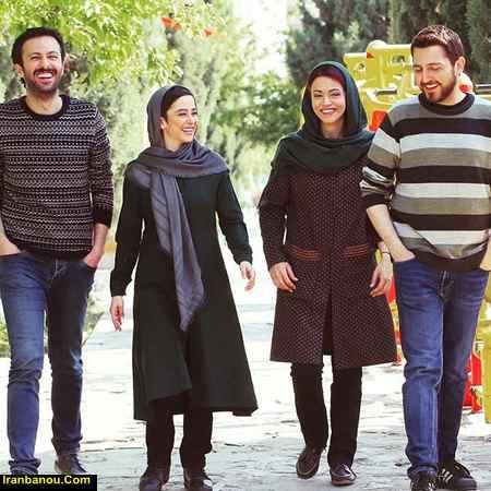 حسام محمودی و مصطفی زمانی