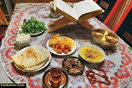 افطار چی بخوریم چاق نشویم