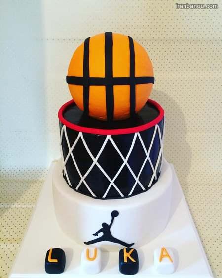 مدل کیک تولد برای شوهرم