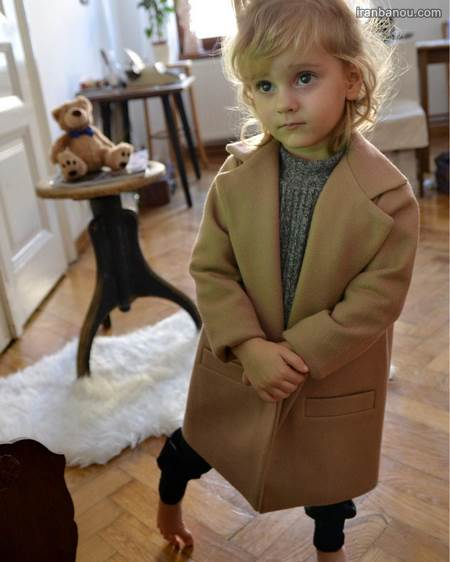 مدل پالتو بچه گانه پسرانه جدید