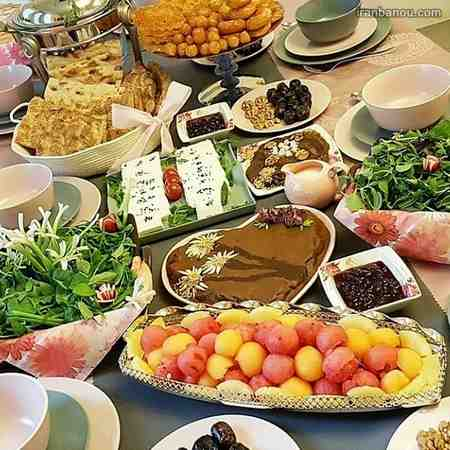 افطاری ماه رمضان