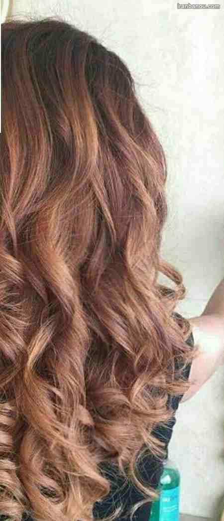 رنگ موی سال