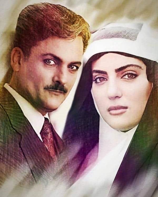 حسین یاری و هلیا امامی