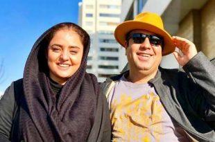 علی اوجی و همسر اولش