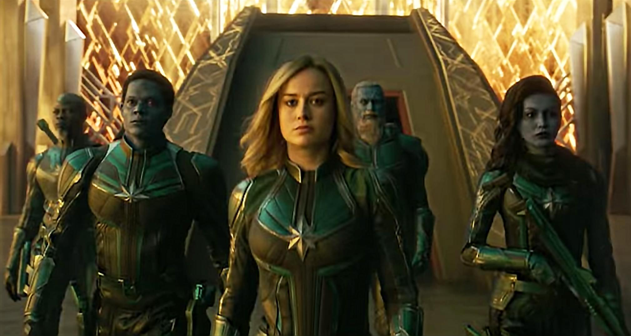 Image result for Captain Marvel 2019