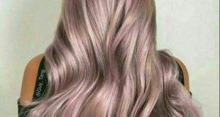 مدل رنگ مو زيتوني