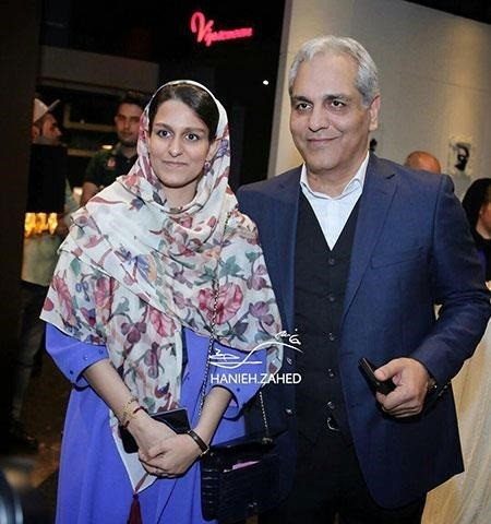 مهران مدیری و دخترش , اسم دختر مهران مدیری و تولد دخترش