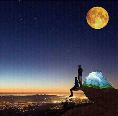 نتیجه تصویری برای شب بخیر site:iranbanou.com